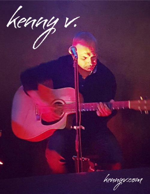 Kenny V Promotional Photo 4