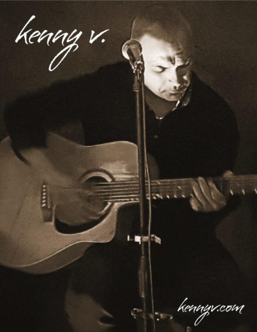 Kenny V Promotional Photo 3